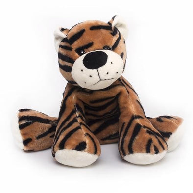 Mizzou Plush Poseable Tiger 5""