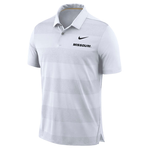 Missouri Nike® 2018 White Pre-Season Polo
