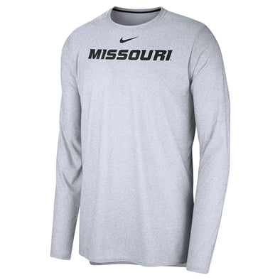 Missouri Nike® 2018 White Athletic Shirt