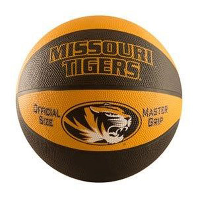 Mizzou Tigers Black & Gold Full Size Basketball