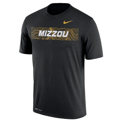 Mizzou Nike® 2018 Black Athletic T-Shirt