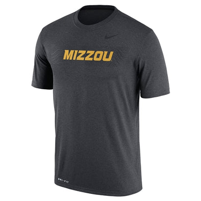 Mizzou Nike® 2018 Charcoal Athletic T-Shirt