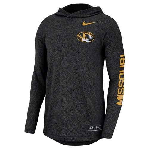 436e64a6 Missouri Nike® 2018 Black Athletic Hooded Shirt – Tiger Team Store