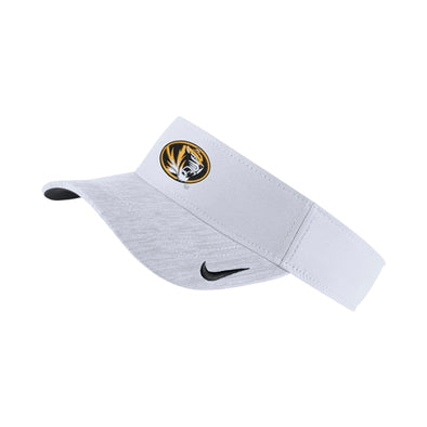 Mizzou Nike® 2018 White Adjustable Visor