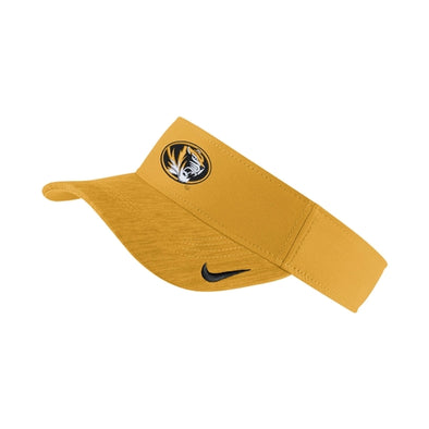 Mizzou Nike® 2018 Gold Adjustable Visor