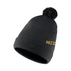 Mizzou Nike® 2018 Black & Gold Reversible Beanie