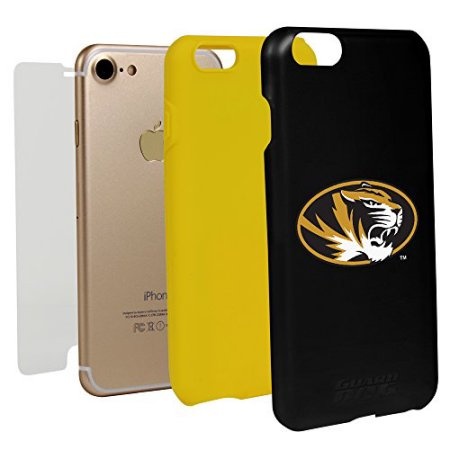 Mizzou Oval Tiger Head Black iPhone 7/8 Case