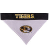 Mizzou Reversible Pet Bandana