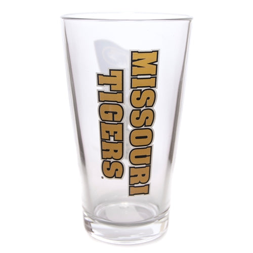 Missouri Tigers Truman Pint Glass