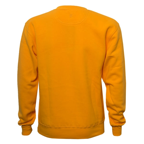 Mizzou Gold Crew Neck Sweatshirt