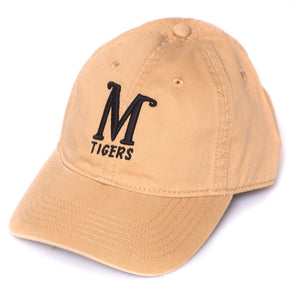 Mizzou Tigers Classic Collection Tan Adjustable Hat ea7ebd30e97f