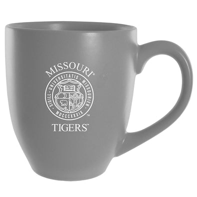 Missouri Tigers Official Seal Grey Mug