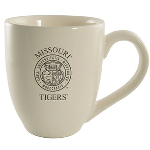 Missouri Tigers Official Seal Cream Mug
