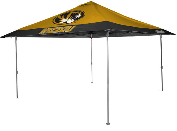 Mizzou Oval Tiger Head Eaved Tailgate Tent