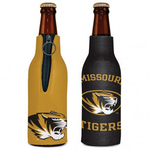 Missouri Tigers Oval Tiger Head Dual Tone Bottle Holder