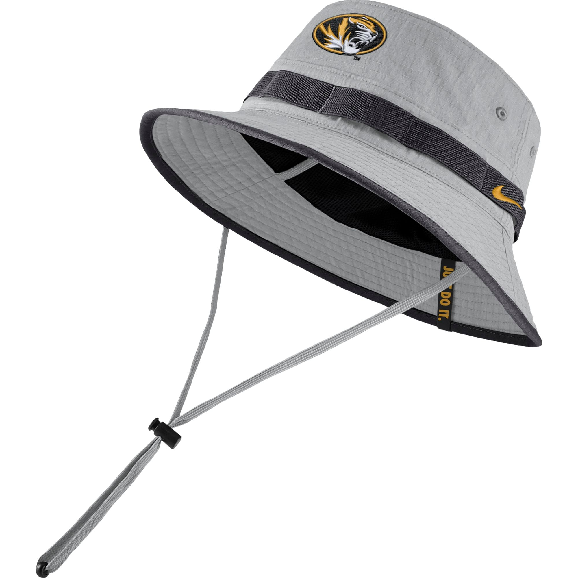 outlet store cf2c2 35543 Mizzou Nike® 2019 Oval Tiger Head Grey Bucket Hat – Tiger Team Store