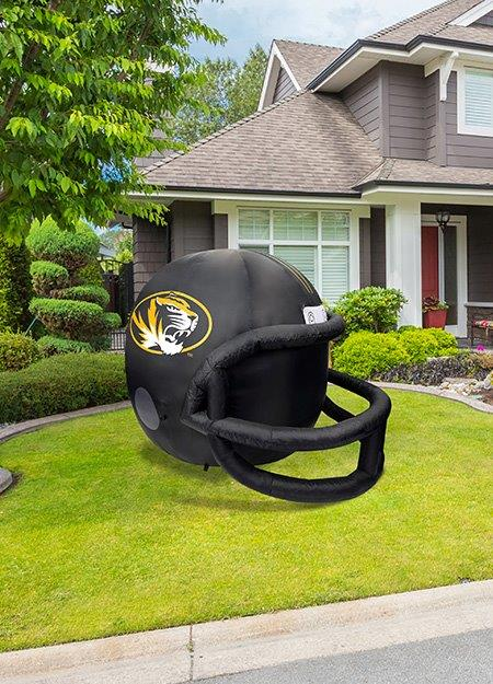 Missouri Tigers Inflatable Lawn Helmet