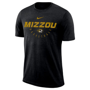 Mizzou Basketball Nike&reg 2019 Black Athletic Shirt