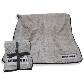 Missouri Frosty Fleece Sherpa Blanket