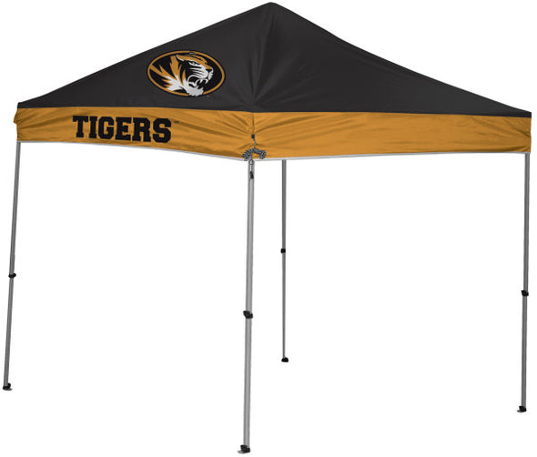 Mizzou Tigers Oval Tiger Head Tailgate Tent