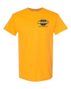 Mizzou Tigers vs Ole Miss 2019 Official Gold Rush T-Shirt