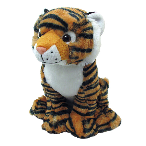 Mizzou Plush Tiger Sitting 12""