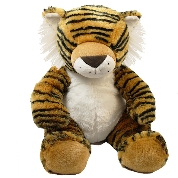 Mizzou Plush Tiger Sitting Large 14""