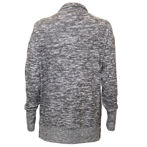 Missouri Women's Charcoal and White 1/4 Zip Jacket
