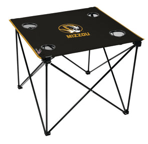 Mizzou Deluxe Folding Tailgate Table