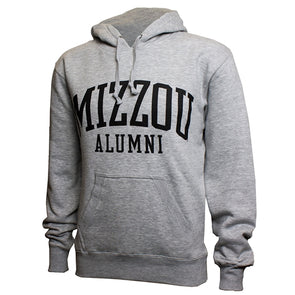 Mizzou Alumni Heather Grey Hoodie