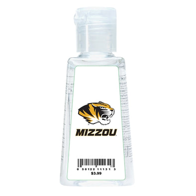 Mizzou Tiger Head Hand Sanitizer
