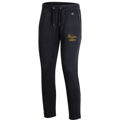 Mizzou Tigers Junior's Champion Black Sweatpants