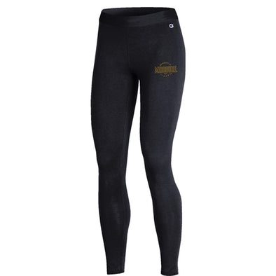 University of Missouri Tigers 1839 Junior's Champion Black Leggings