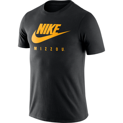 Mizzou Nike® 2021 Essential Black T-Shirt