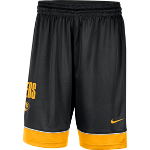 Mizzou Nike® 2021 Fast Break Black Shorts
