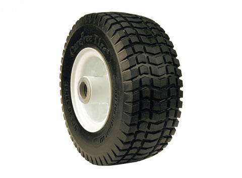 Replaces Flat Free 9 inch Wheel Assembly for 2 Wheel Velke X2