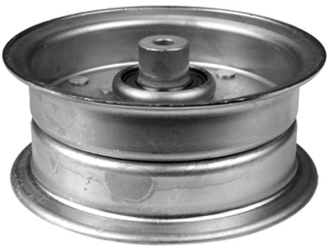 SCP0171 Replaces Scag Flat Idler Pulley 483210 and others