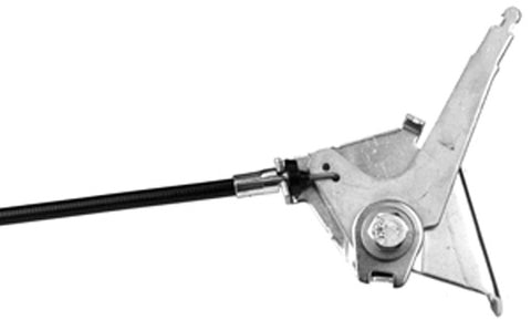 TC12218 Replaces Exmark Throttle Control 1-633696