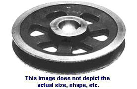 Replaces Bobcat Engine Pully 31012A