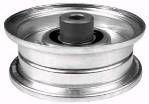 Replaces Exmark and Yazoo Idler Pulley