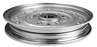 EXP9864 Replaces Exmark 1-633109, 116-4667, 126-7685 Flat Idler Pulley