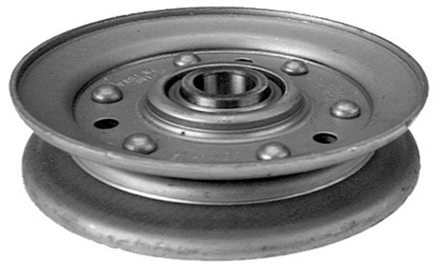 Replaces Dixie Chopper and Toro Heavy Duty Idler Pulley