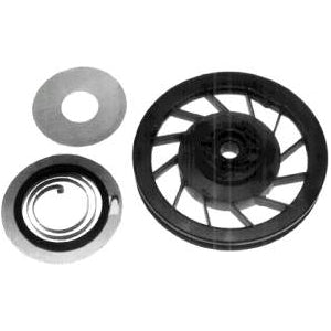 Starter Pulley with Spring for Briggs & Stratton