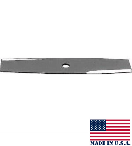 "EBS9A Sharpened 9"" Edger Blade 5/8"" center hole"