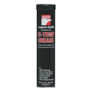 GG7896 Red Hi-Temp Grease Cartridge 14 oz. Tube