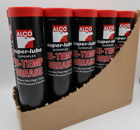 Hi Temp grease in case of 10 tubes