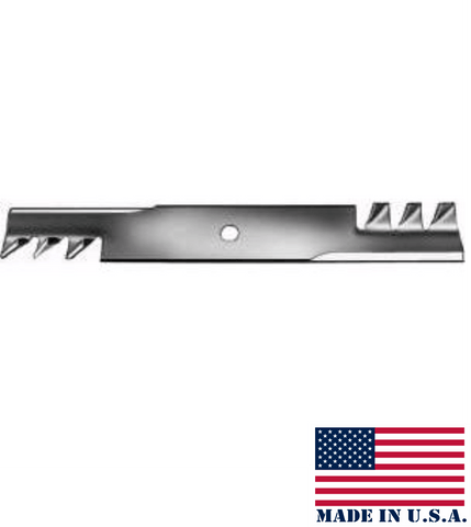 "MB6300 Replaces 16-1/2"" Mulching Mower Blade - 32 and 48 inch Cut"