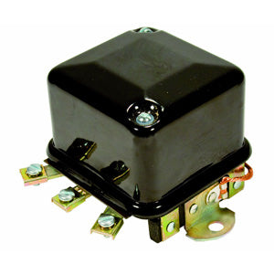 Replaces Voltage Regulator for Briggs & Stratton and Delco