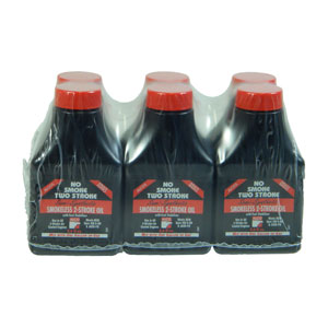 NSO266PK No Smoke 2 Stroke Oil (6) 2.6oz Bottles