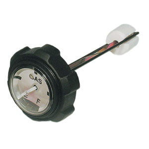 Gas Cap with Gauge Fits John Deere